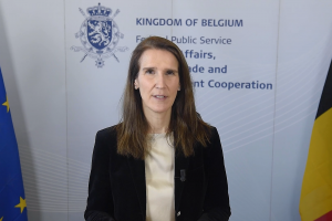 Sophie Wilmès calls for further efforts towards nuclear disarmament