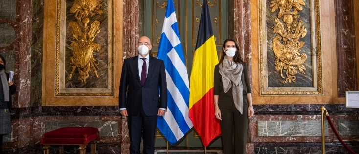 © Ministry of Foreign Affairs - Belgium